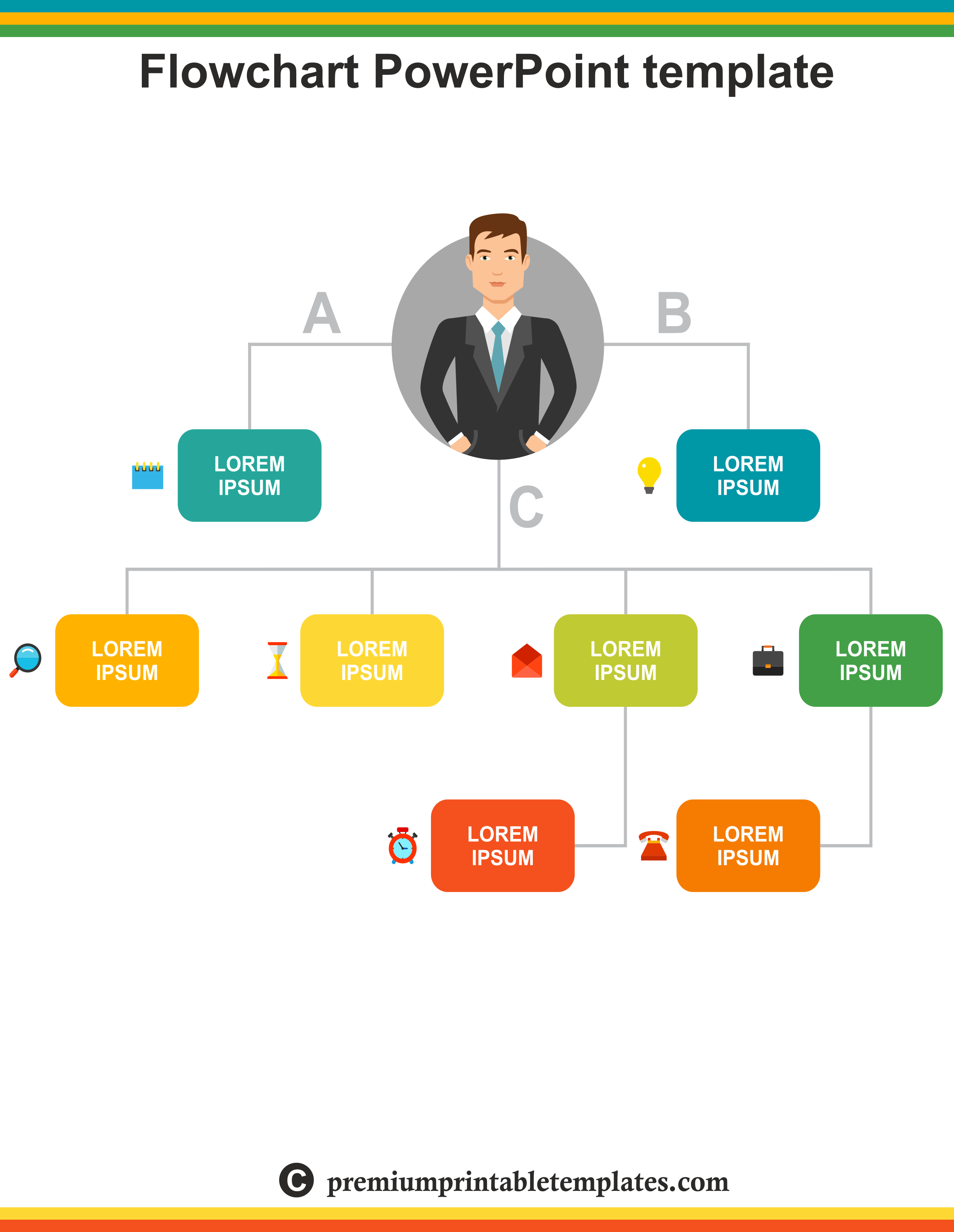Flow Chart Powerpoint Templates The Following Sample Flowcharts