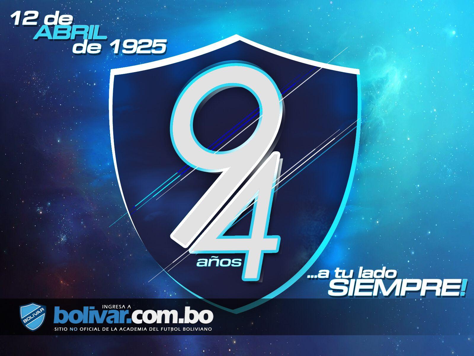 94 Años Club Bolívar Atuladosiempre Club Bolivar Bmw Logo