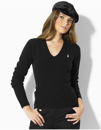 Cute Polo sweater w/ cap (from Polo Ralph Lauren outlet)