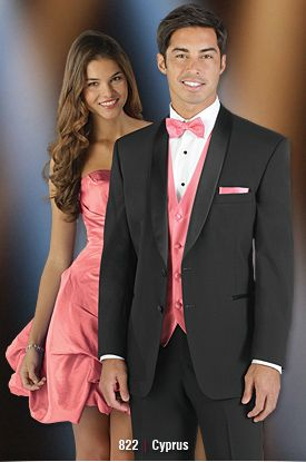 Stephen Geoffrey Cyprus Tuxedo C Pink And Black Prom Tuxedos Available At Alexanders In Bridgeport Ct