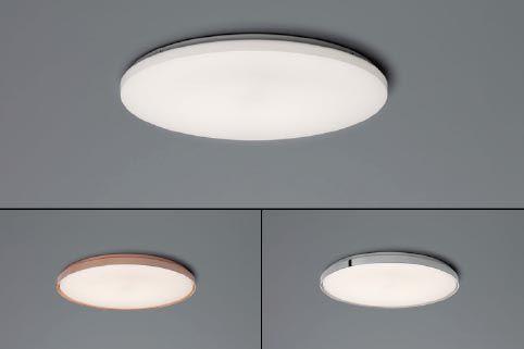Plafoniera Fiori Bianca : Ci piace la plafoniera minimal sottile bianca ceiling lamps