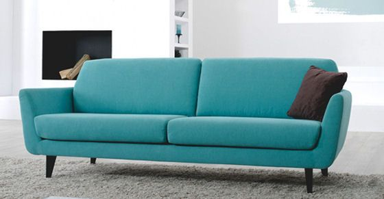 White Leather Sofa Top contemporary sofas for small spaces