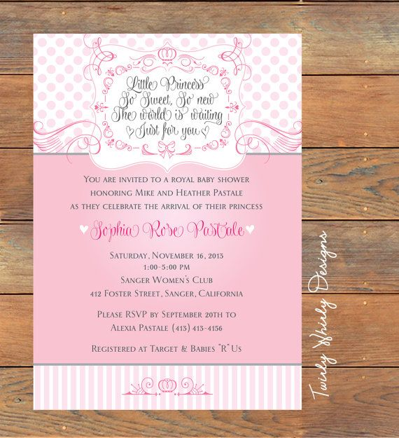Hey, I found this really awesome Etsy listing at https://www.etsy.com/listing/167008540/sweet-princess-baby-shower-printable