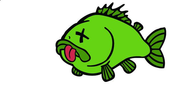 cartoon dead fish fish pinterest fish rh pinterest ca Cute Cartoon Fish cartoon pic of dead fish