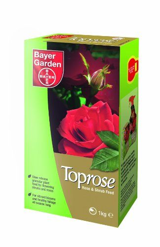 From 3.49 Bayer Garden Toprose Rose And Shrub Food 1 Kg