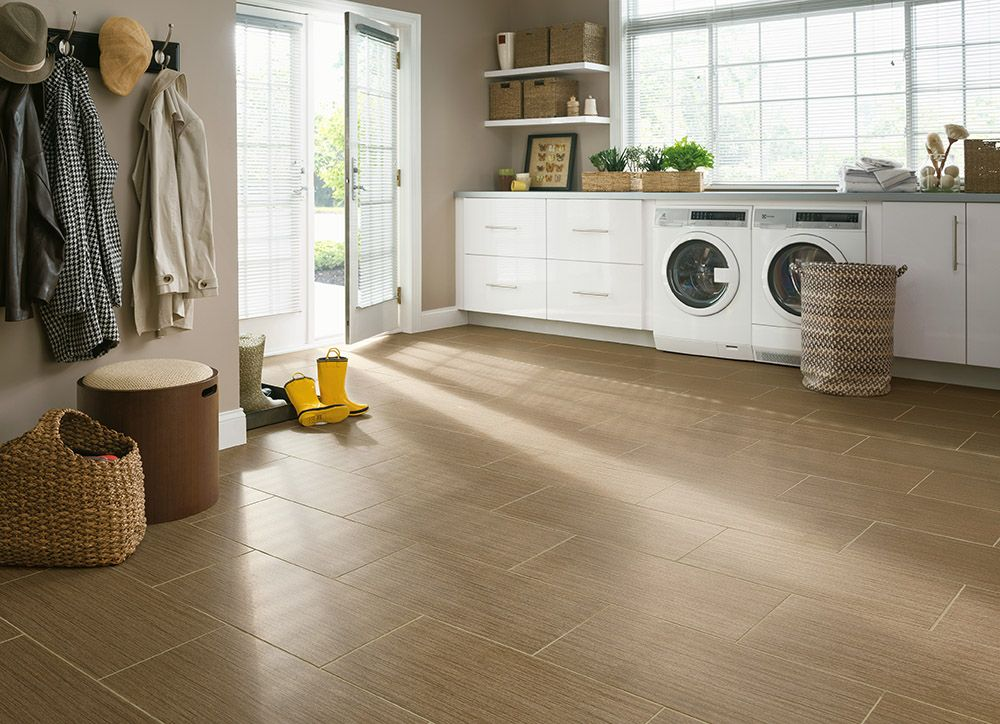 Armstrong Luxury Vinyl Tile Flooring Lvt 12x24 Tan