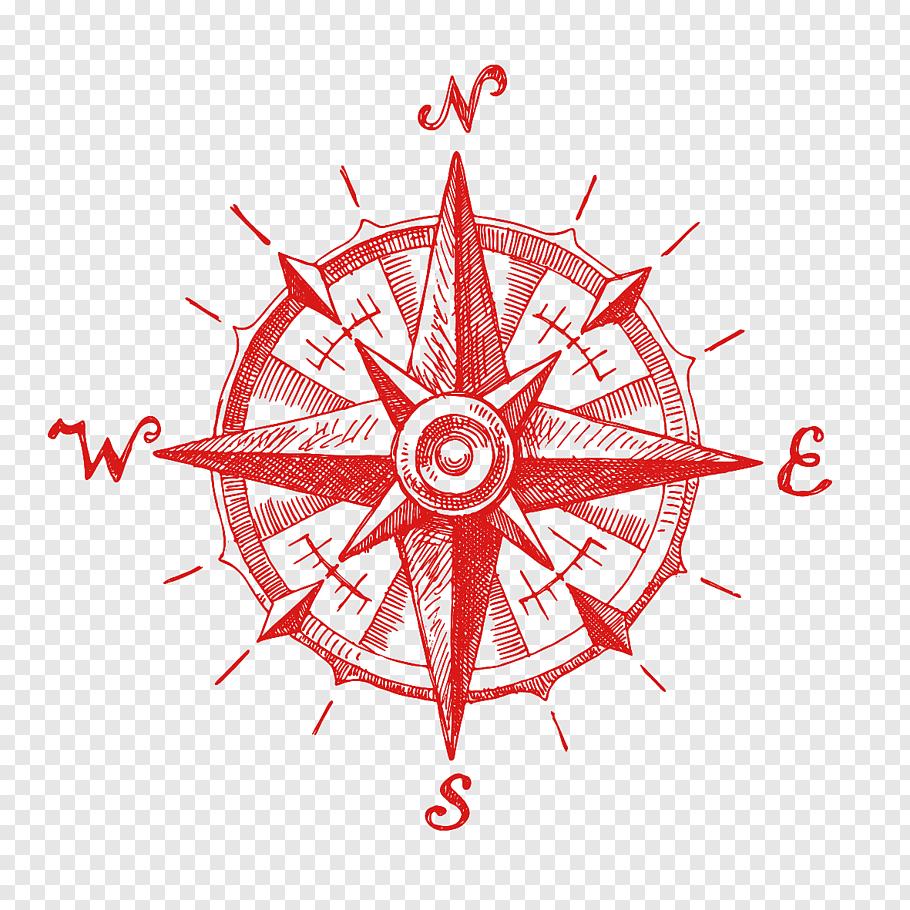 Nautical Chart Maritime Transport Map Compass North Nautical Flags Red Navigation Compass Star Free Png Map Compass Nautical Chart Compass Icon