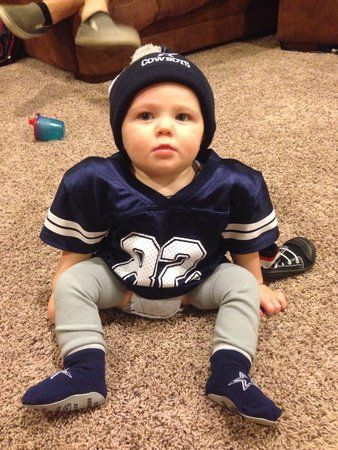 dallas cowboys youth costume