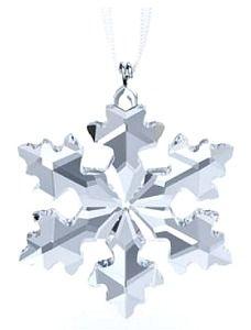 2019 swarovski snowflake