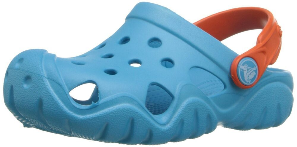 63c9f250ade7f Sponsored)eBay - Crocs Kids' Boys and Girls Swiftwater Clog | Unisex ...