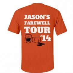 3494f8bb166ceb Custom Bachelor Party T-Shirts for the Boys - Vrijgezellenfeest shirt voor  mannen