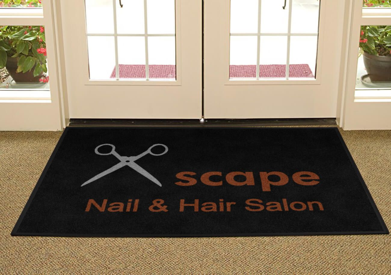 customized six welcome mats pin door custom our lake mat outdoor non to indoor mr house doormat