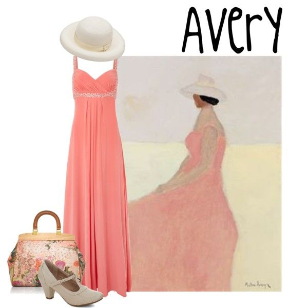 """""""Avery"""" by maggie-johnston on Polyvore"""