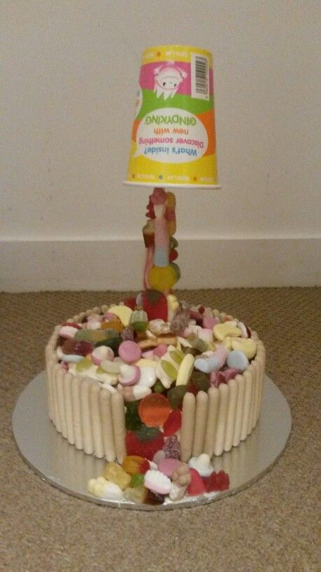 Pick N Mix Gravity Cake Cakes Lots Of Cakes Pinterest Gravity