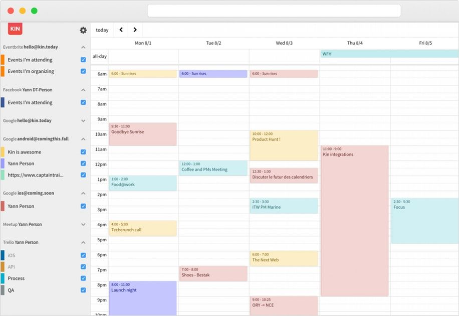 Too Many Calendars This Great Tool Keeps It All Together