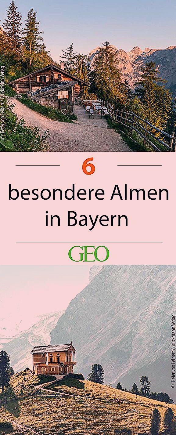 Photo of Bayern: Sechs besondere Almen und was Sie dort erleben können