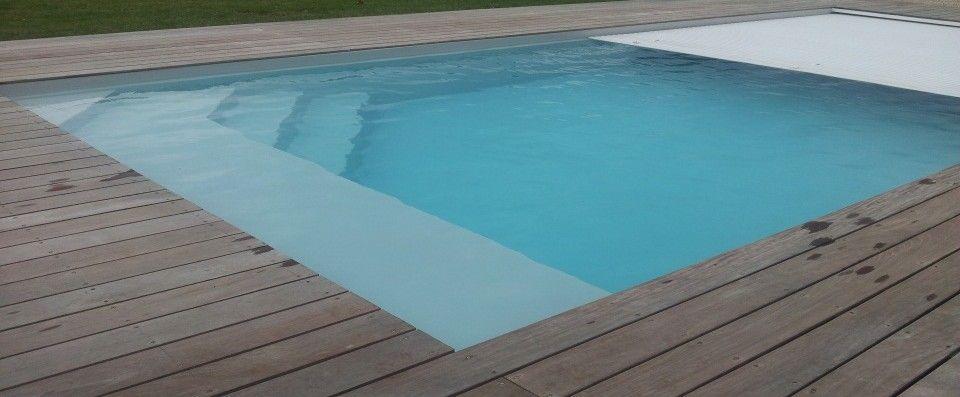 coque piscine contemporaine