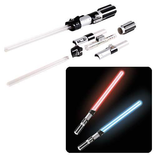 Star Wars Mini Lightsaber Dark Side Detector Uncle Milton