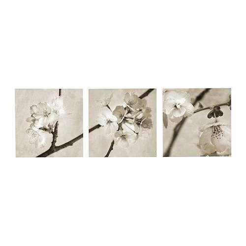 ikea quadri 2017 - quadri a fiori