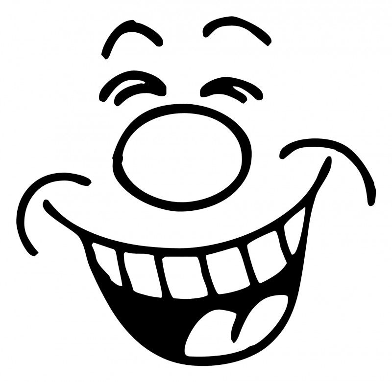 This is a graphic of Decisive Funny Laughing Drawing