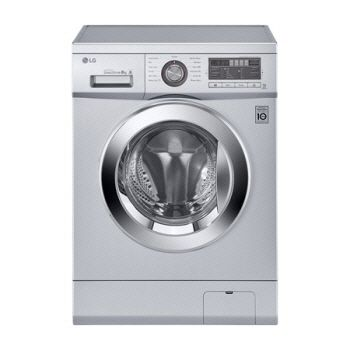 8kg 6 Motion Dd Washing Machine With Stylish Chrome Door Washing Machine Steam Washer Small Washing Machine