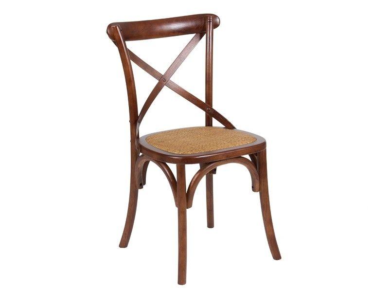 silla de comedor colonial clsica