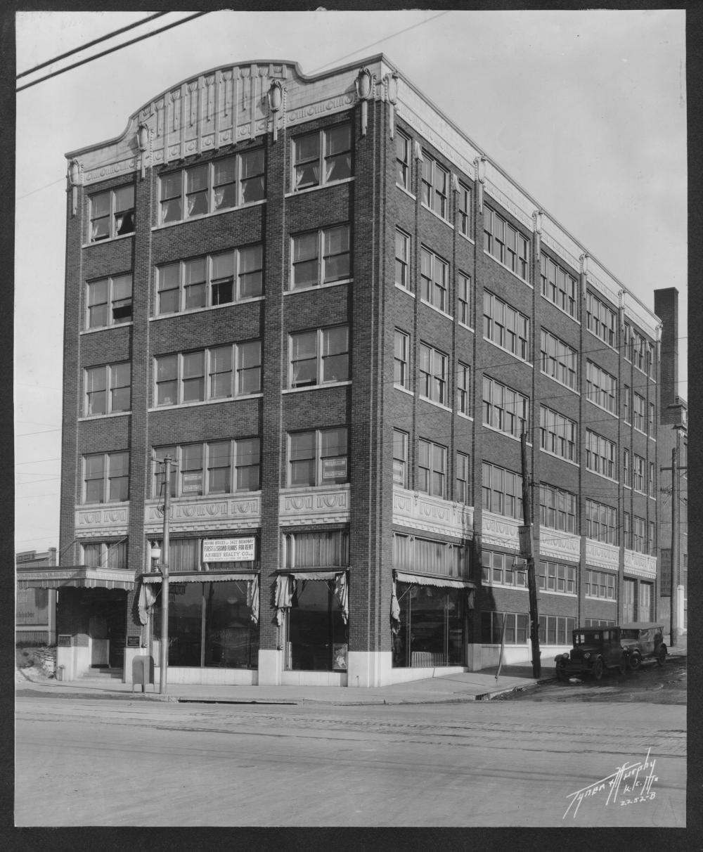 Goodrich Building Kansas City Missouri City Pictures American Cities