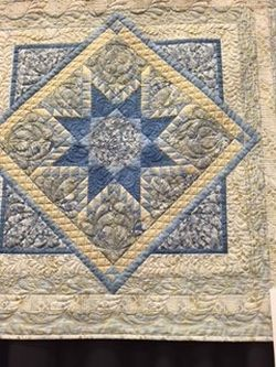 Lone Star by Sharon Bordenkircher from a class taught at Sun ... : sun valley quilts - Adamdwight.com