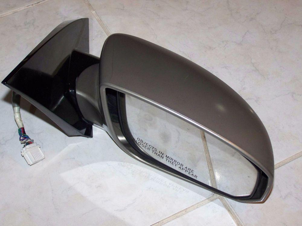 04 08 Nissan Maxima Rh Passenger Side Power Mirror Nissan Maxima Nissan Car Restoration