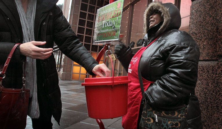The realities -- and pitfalls -- of giving away money | Marketplace.org