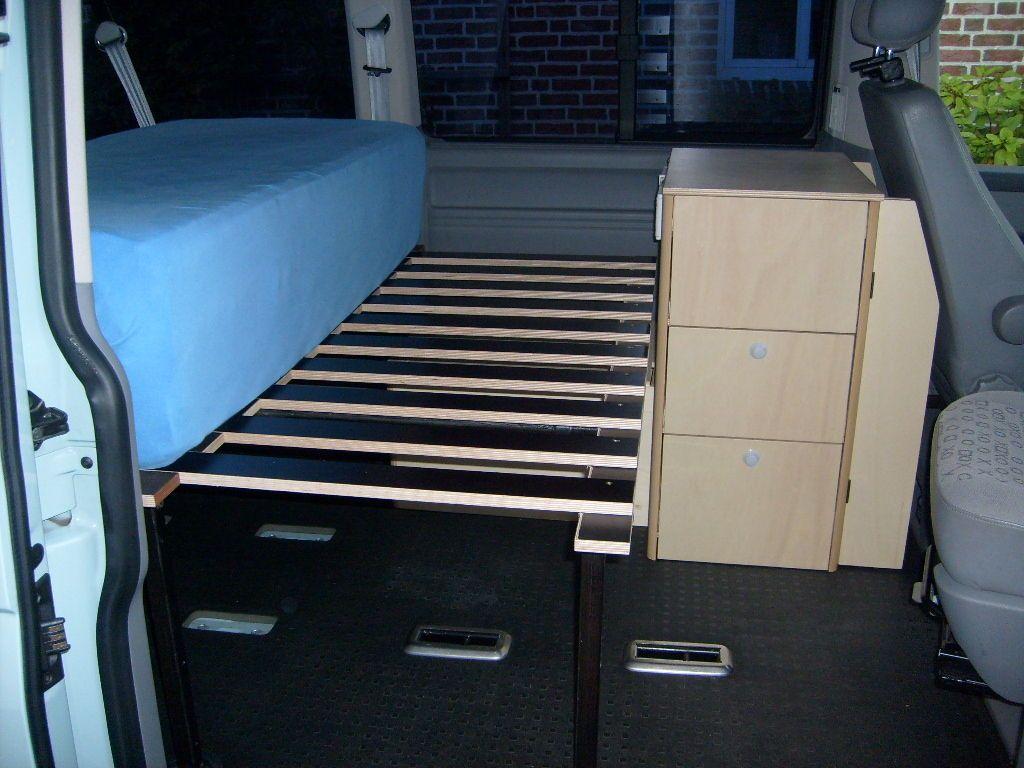 T5 k che eigenbau heckk che t5 selber bauen for Kuchenblock wohnmobil gebraucht