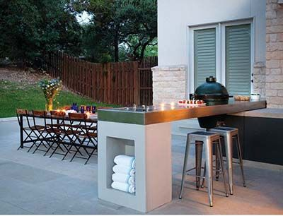 Hot Trends in BBQ Living