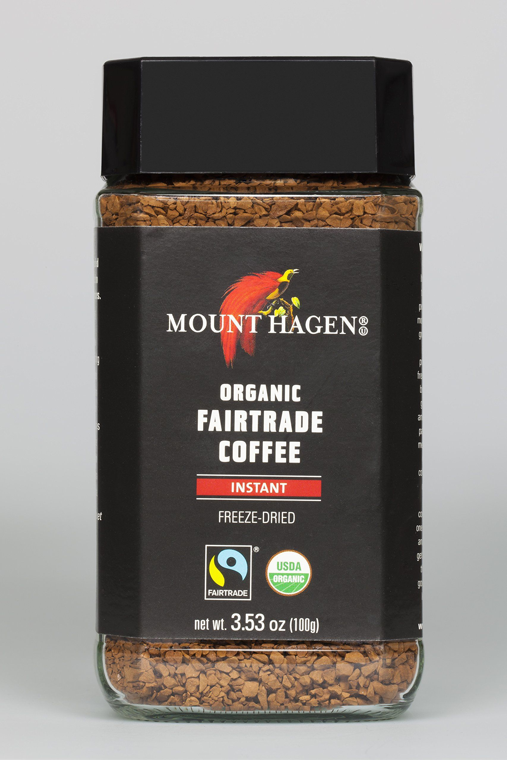 Mount Hagen Organic Freeze Dried Instant Coffee 3.53 oz >>> Want additional info? Click on the ...
