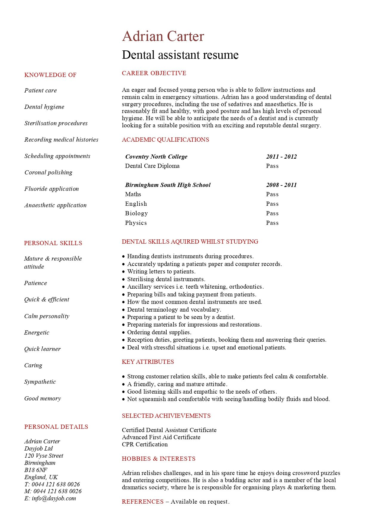 How To Write A Resume With No Experience Guide Template In 2020 Resume No Experience Student Resume Template Resume