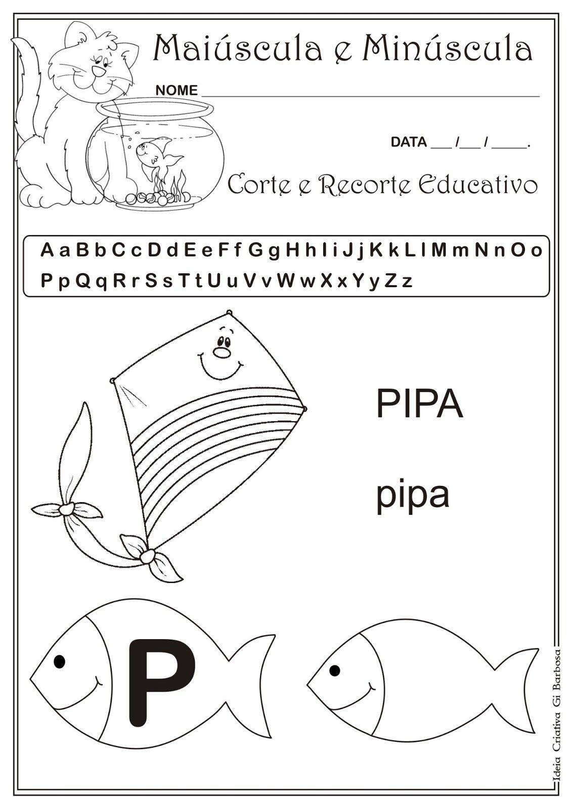 caderno de atividades gr c3 a1tis para imprimir corte e recorte