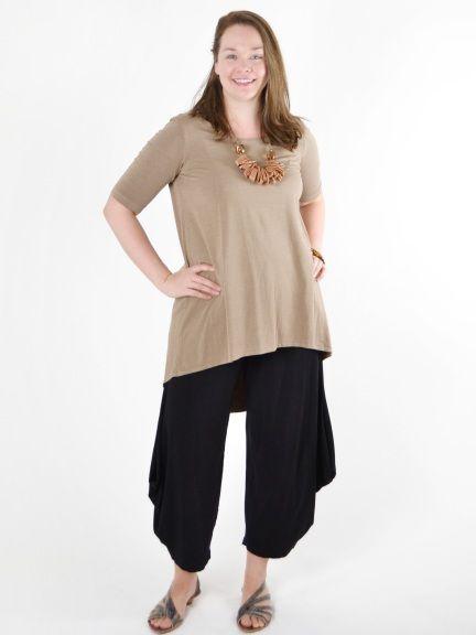 ac6d773bfa9 Haley modeling her new favorite pant, Bryn Walker's Hamish Pant