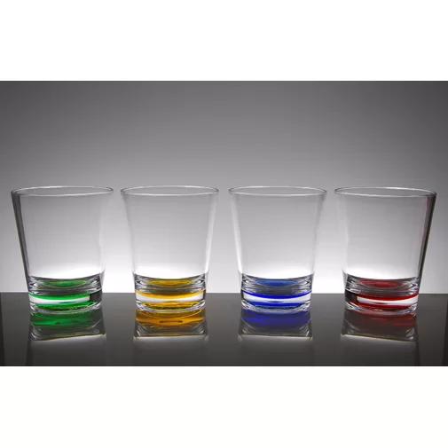 Funchess 8 Piece 16 Oz Plastic Drinking Glass Set Drinking Glass Sets Glass Set Drinking Glass
