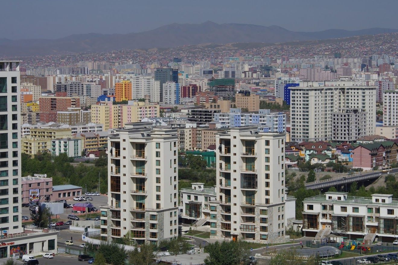 Ulaanbaatar, Улаанбаатар хот - Collections - Google+