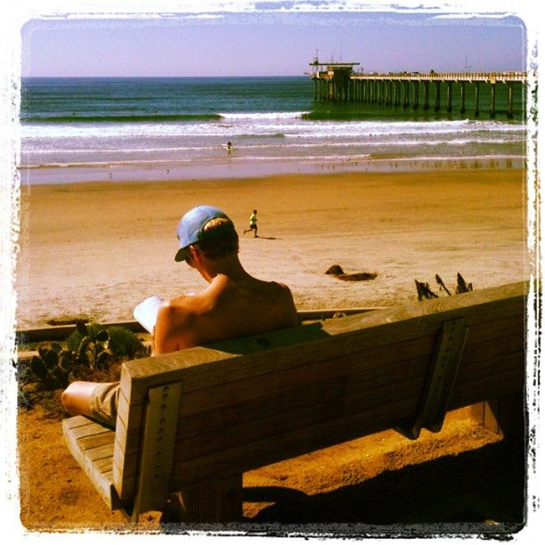 Yes, sometimes we study at the #beach.    www.offcampusapartmentfinder.com