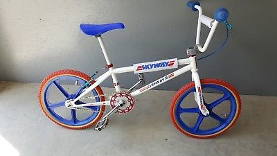 Vintage 1980's autocollant OLD SCHOOL BMX Bike Frame Stickers DECALS vintage