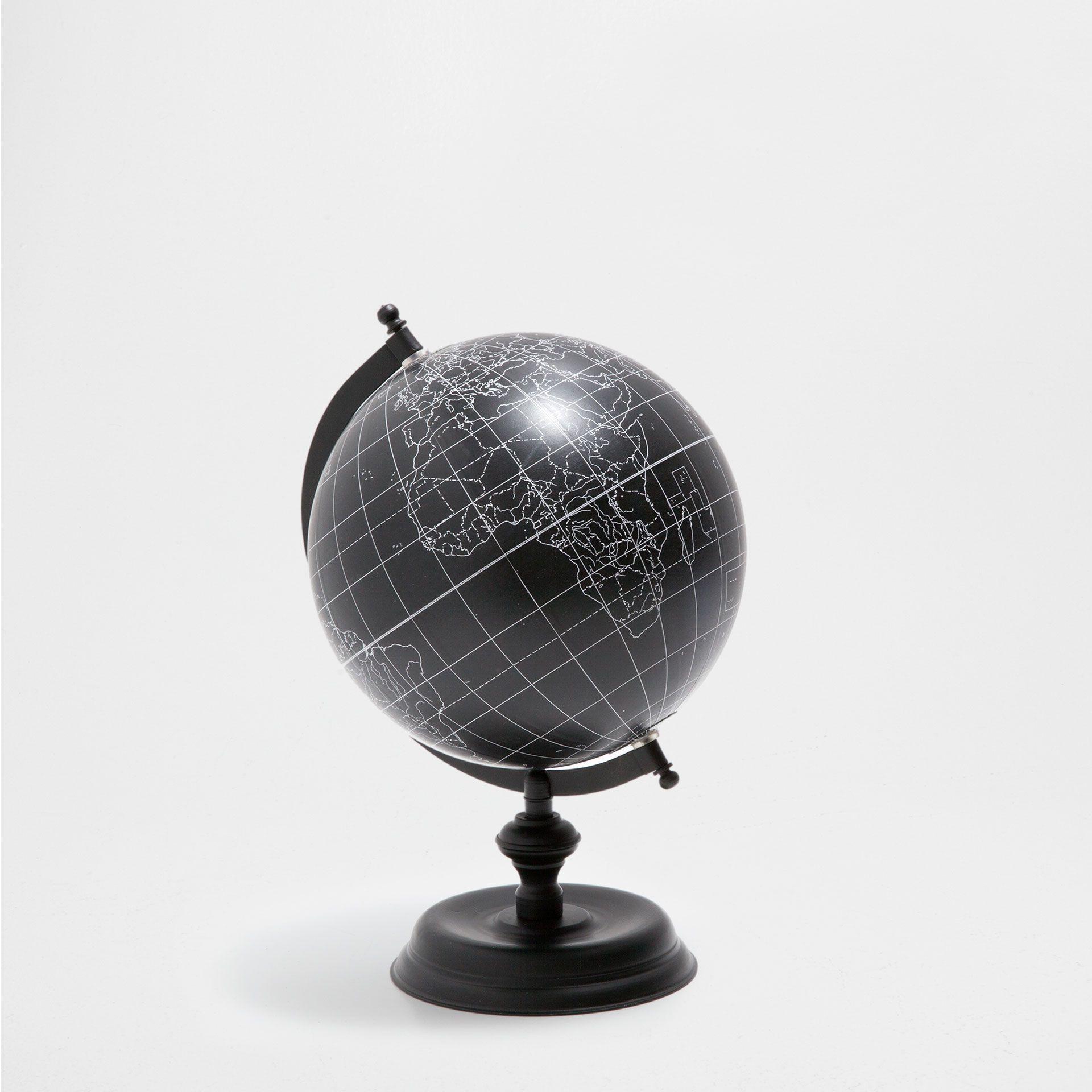 Globo Terraqueo Negro Maps Are Never Enough Pinterest Globo  ~ Globos Terraqueos En El Corte Ingles