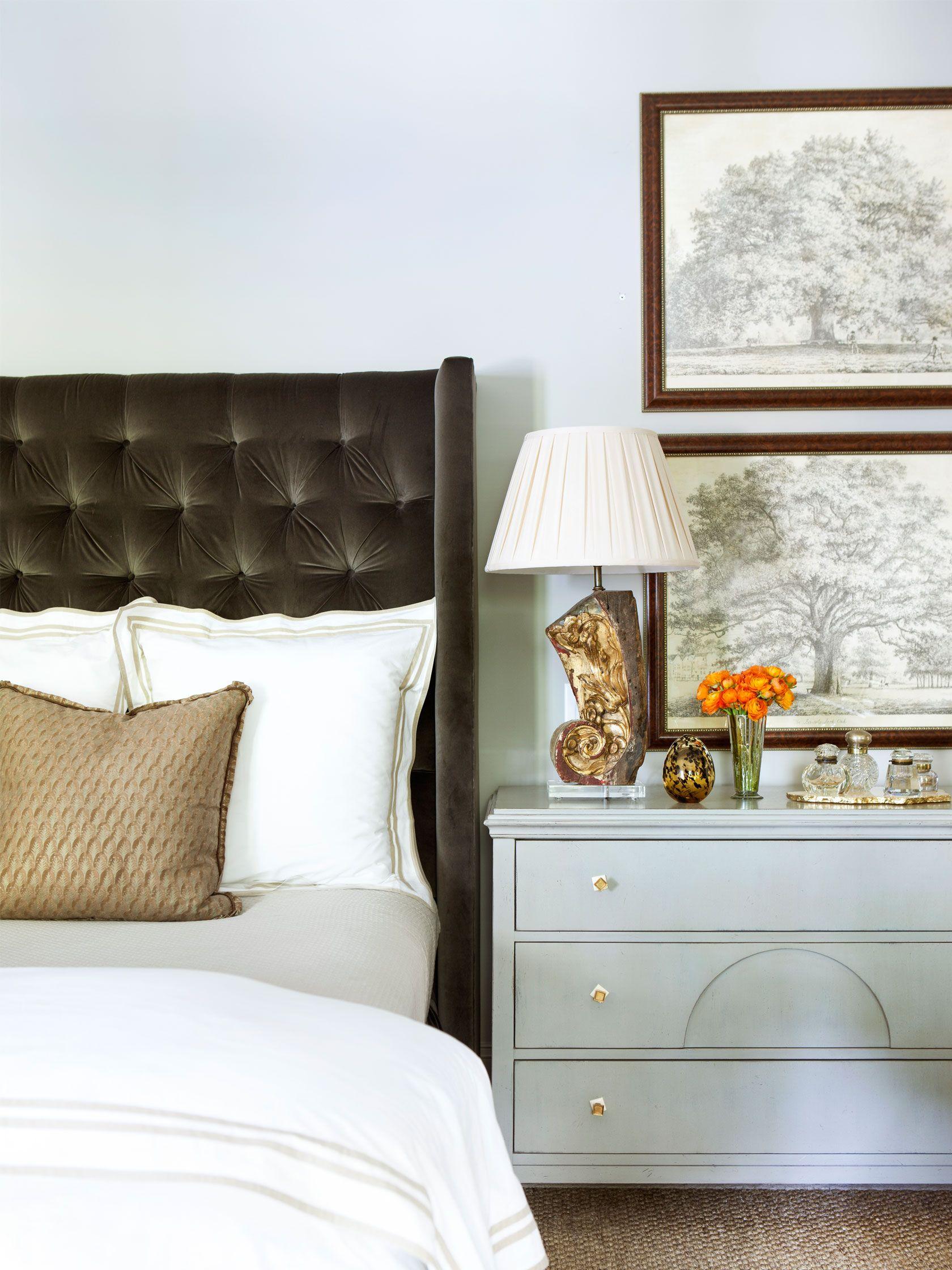 Tuxedo Park Amy Morris Interiors Master bedrooms decor