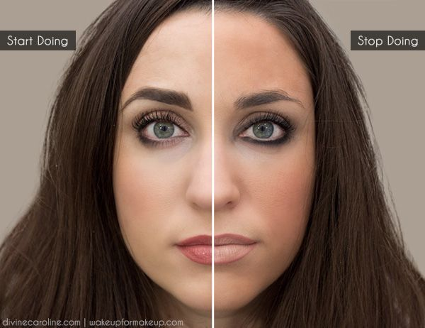 Stop making yourself look older and try these 10 must-dos instead. #2014 # beauty #makeup #skincare