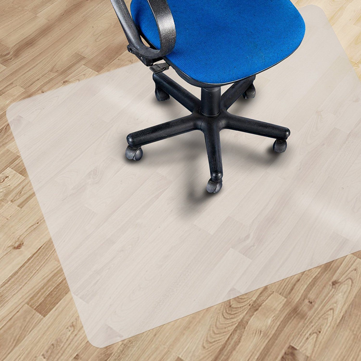 Amazoncom Office Marshal Eco Office Chair Mat For Hard Floor