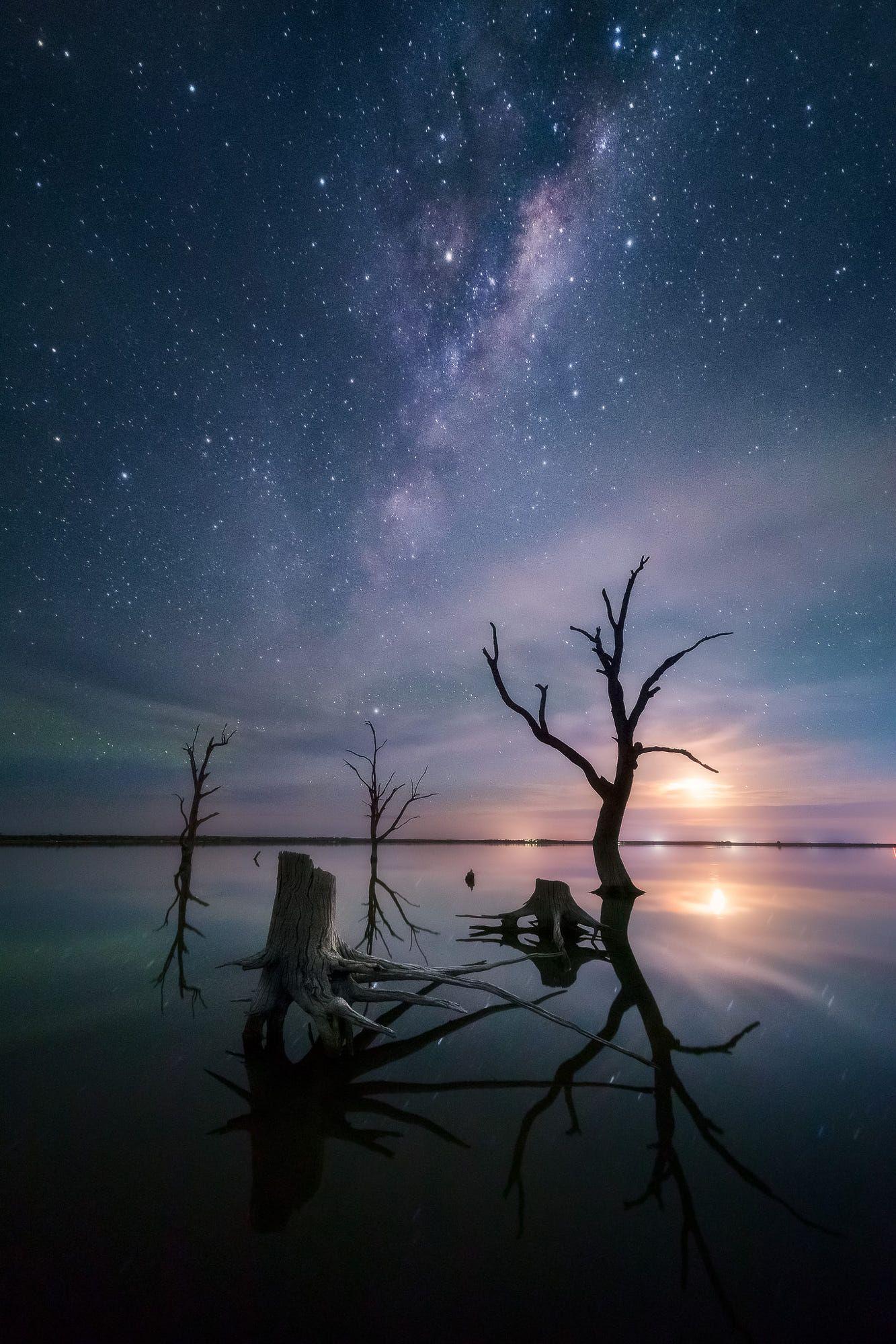 Lake Bonney South Australia (Attempt 4 , apologies!) This
