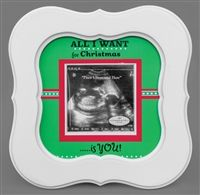 All i want for christmas is you ultrasound frame from the all i want for christmas is you ultrasound frame from the grandparent gift co negle Images