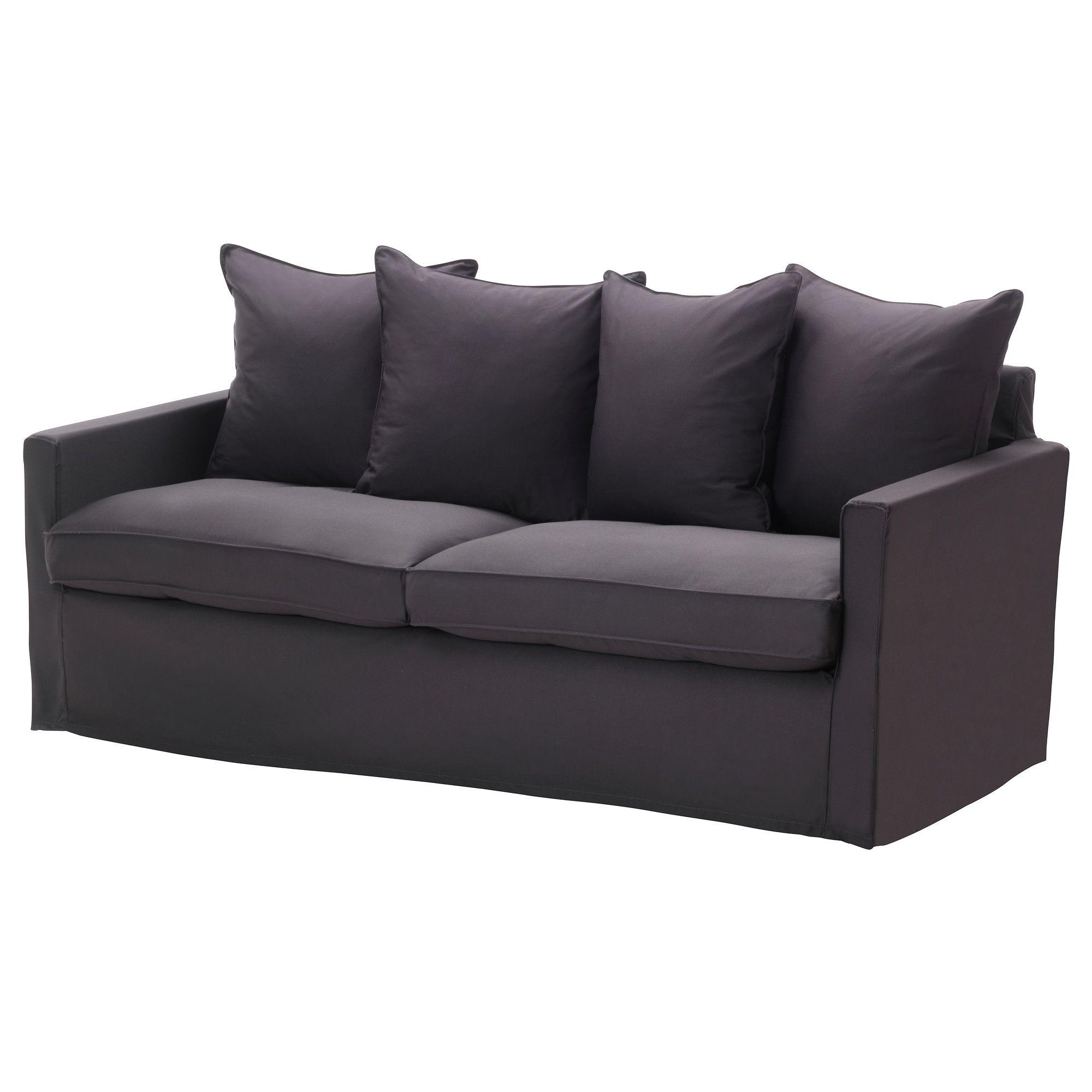 h rn sand canap olstorp gris fonc ikea meubles salon pinterest meuble salon. Black Bedroom Furniture Sets. Home Design Ideas