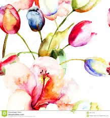Image result for watercolour flowers for beginners
