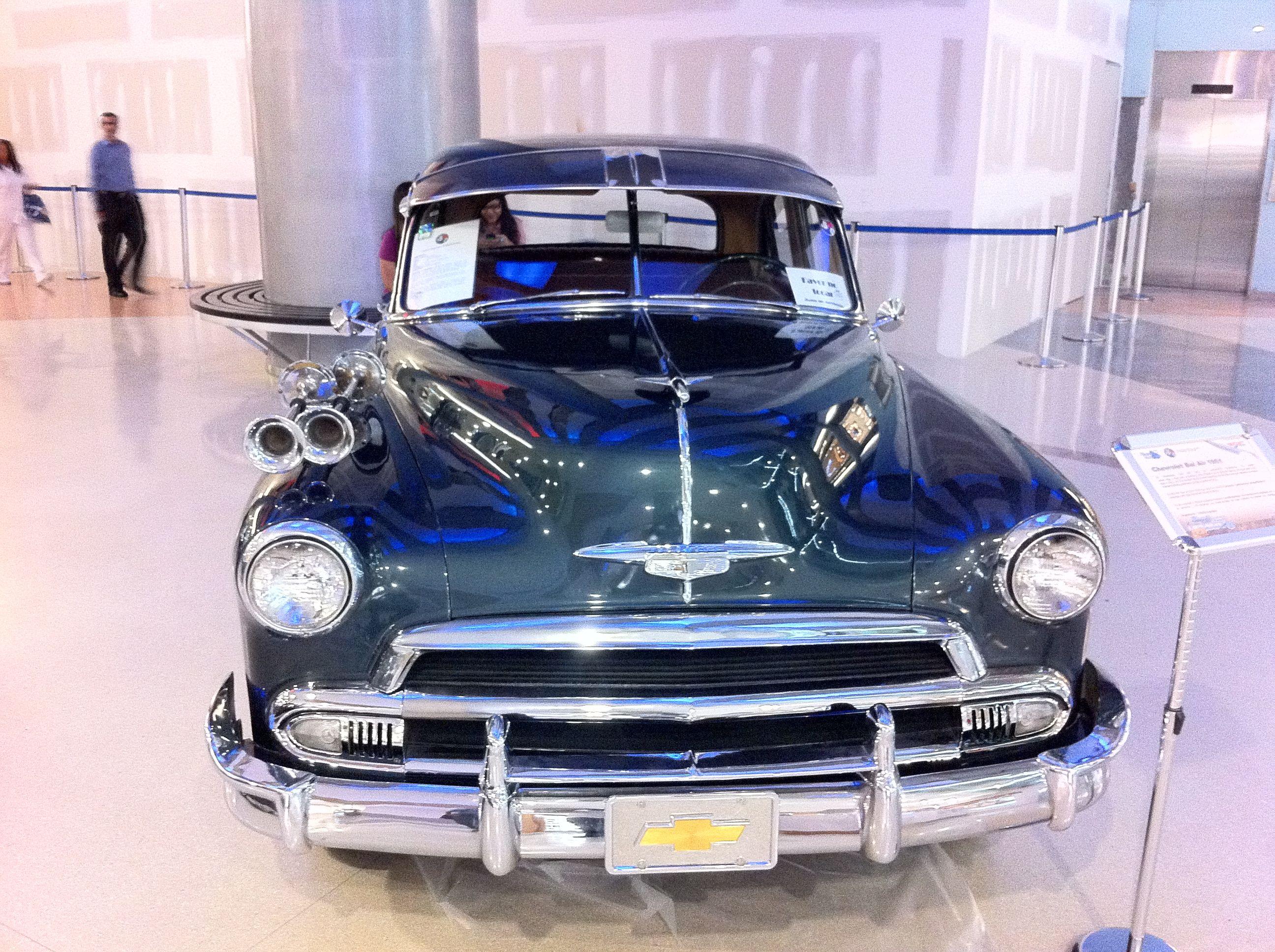 Chevy Bal Air 1951 Vintage Cars Chevy Sports Car