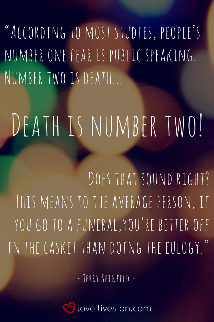 100 Best Funeral Quotes In 2018 Eulogy Examples Pinterest